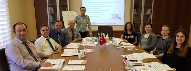 TSE Kalite Yönetim Sistemi Revizyon Eğitimi