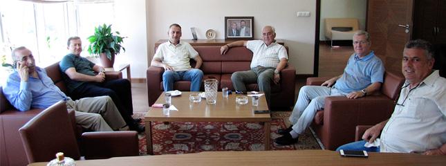 TMO-TOBB Lidaş'tan Borsamıza Ziyaret