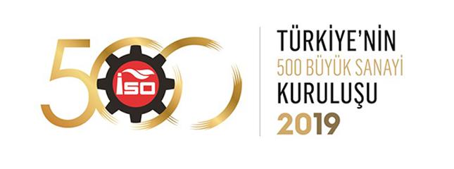 İSO Türkiye'nin 500 Büyük Sanayi Kuruluşu-2019 Araştırmasını Açıkladı
