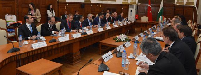 Türkiye-Bulgaristan Tarım İş Formu Yapıldı