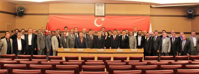 Borsamız ve Ticaret Sanayi Odası Ortak Basın Toplantısı ile Barış Pınarı Harekatına Destek Verdi