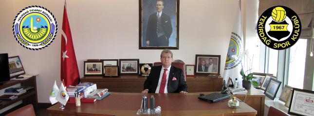 �ampiyonlu�a Ula�an Tekirda�spor'umuzu Kutluyoruz.