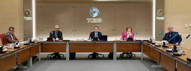 UMAT İpsala Gümrük Ve Turizm İşletmeleri A.Ş. Genel Kurul Düzenlendi.
